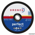 DRONCO диск отрезной по металлу  A 24 R Perfect   125x3x22,23